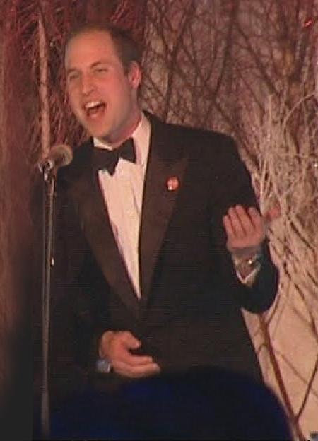 Beckworth_Prince William Singing