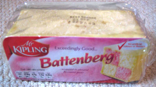 Beckworth_MrKipling Battenburg Cake