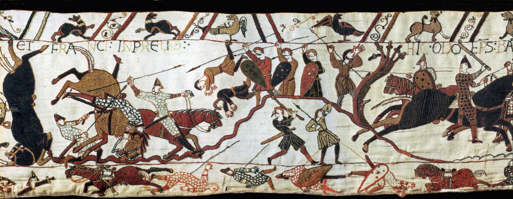 Beckworth_Battle of Hastings