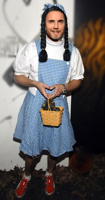 Beckworth_Gary Barlow Dorothy