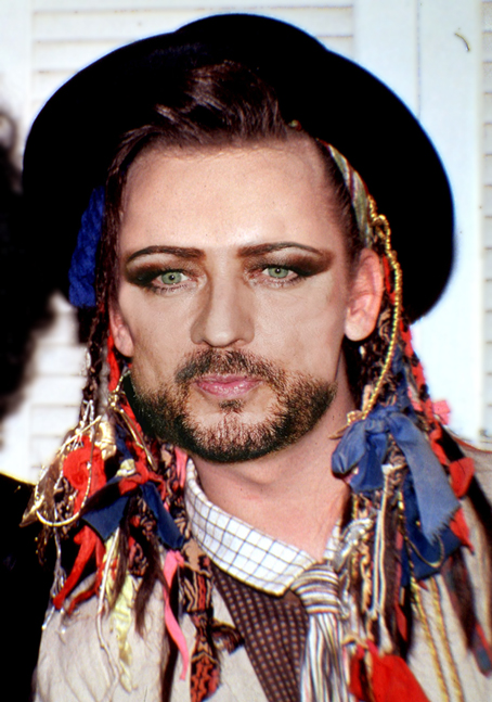 Boy George File Photos