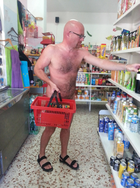 Beckworth_Naturist Shopping