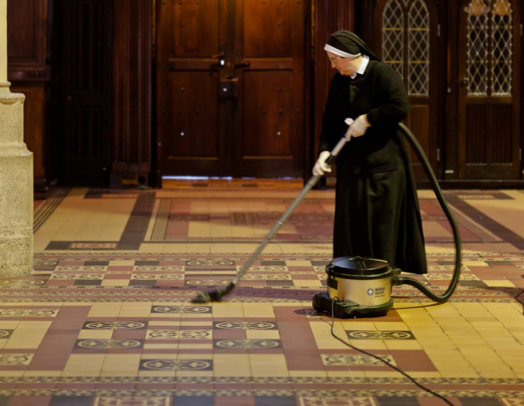 Beckworth-Cleaning-Nun