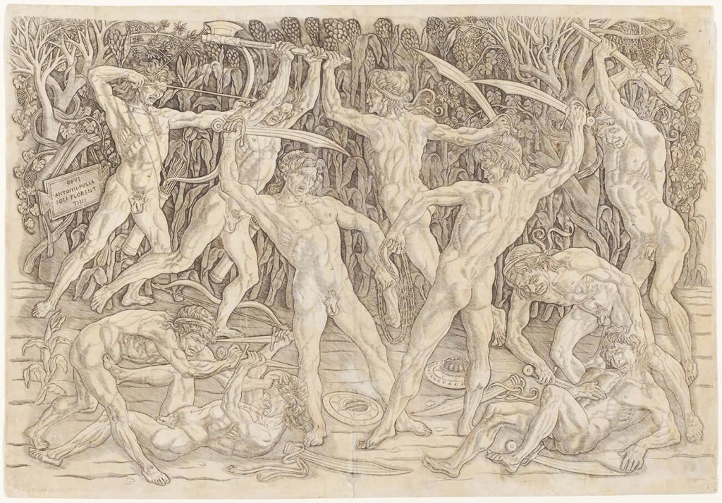 Naked Druids