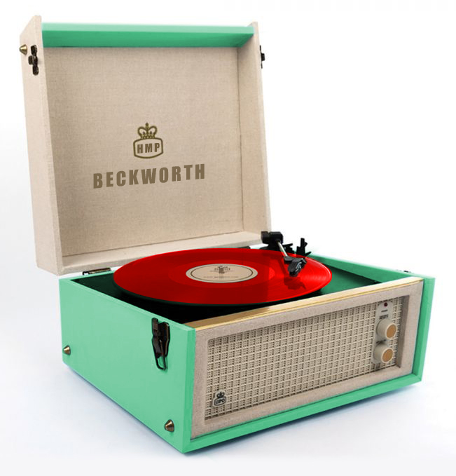 Record Player Coloured Vinyl
