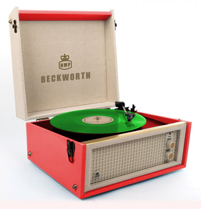 Record Player Coloured Vinyl  V4