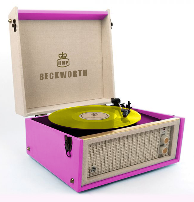 Record Player Coloured Vinyl  V5