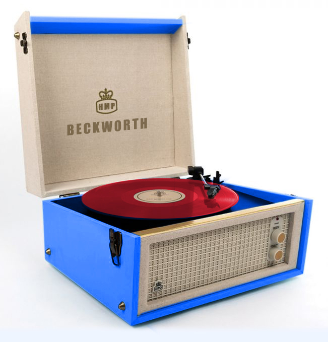 Record Player Coloured Vinyl V10